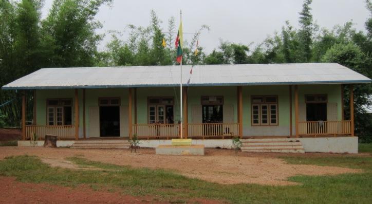Kam Barr Ni(カンバーニ)公立小学校