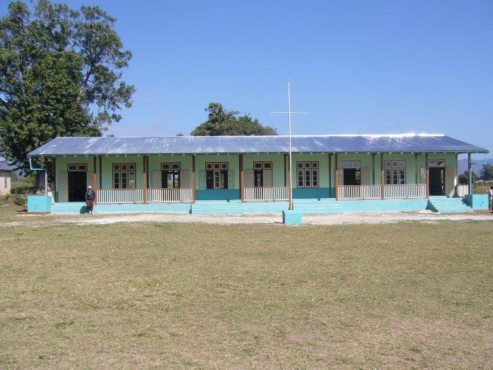 Lon Kan(ロンカン)公立ムーロン小学校