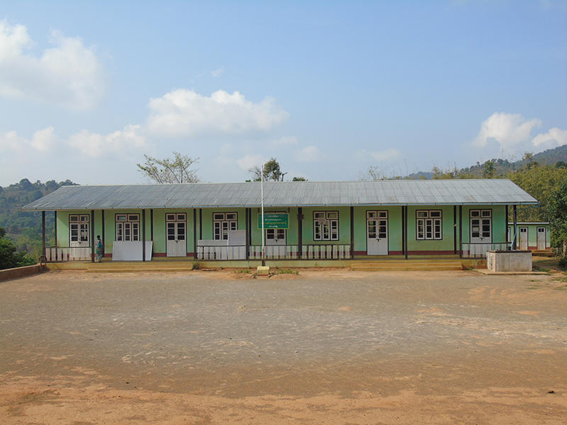 Nan Pann(ナンパン)公立ムーロン小学校