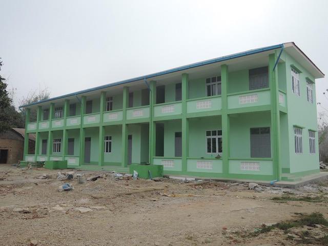 Awine Kyaung Su (アワインジャウンズ)中学校