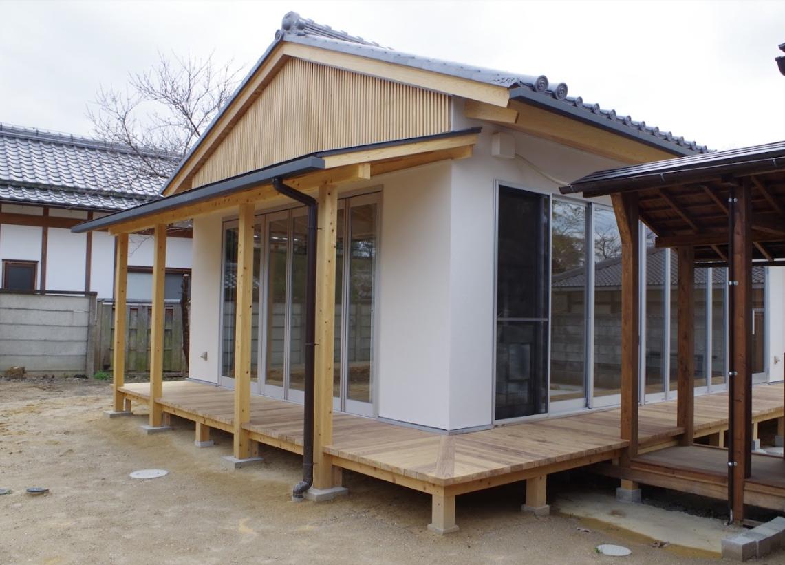 家族で奈良の観光を楽しむ「奈良親子レスパイトハウス」の整備