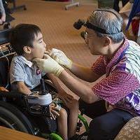 難病の子どもと家族の交流キャンプ(サマーキャンプ「がんばれ共和国」)