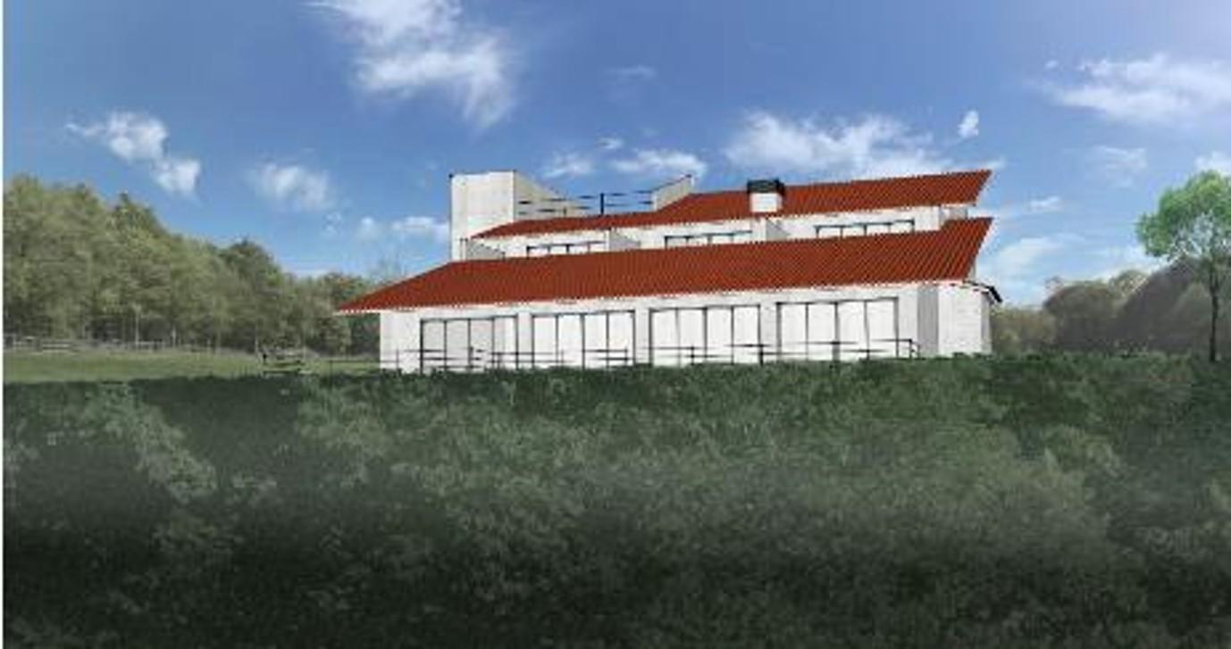 ファミリーレスパイト施設の建設