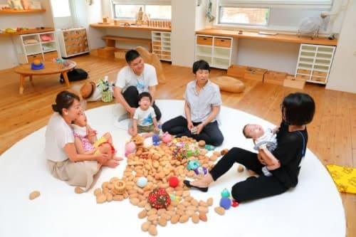難病の子どもとその家族の交流イベント
