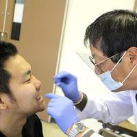 障害者アスリートの歯科支援